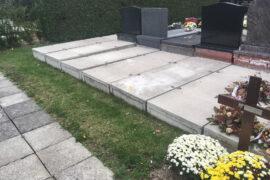 Leveren en plaatsen grafkelders