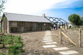 Restauratie militaire keuken – Vlaamse Land Maatschappij