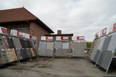 Terrastegels en betonklinkers